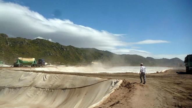 Bình Thuận khuyến cáo không dùng nước ngầm gần nhiệt điện Vĩnh Tân
