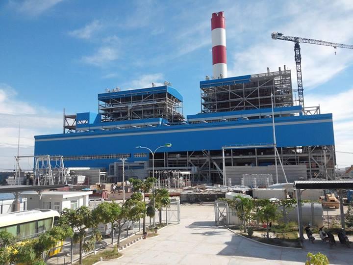 Nhà máy nhiệt điện Vĩnh Tân 2 gây ô nhiễm môi trường