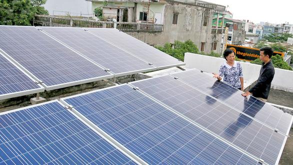 Điện mặt trời
