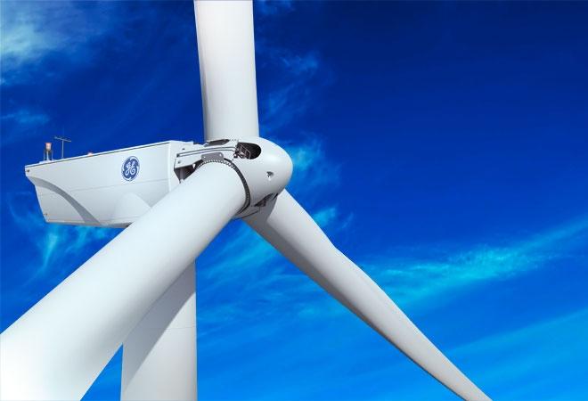 Công nghệ sản xuất tuabin của GE tạo ra những thay đổi mang tính cách mạng, với cánh quạt bằng sợi áp lực, thiết kế động lực học ít tiếng ồn, nhẹ hơn và mang lại hiệu năng cao, phụ tải thấp.