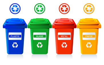 Mẹo xử lý rác thải gia đình