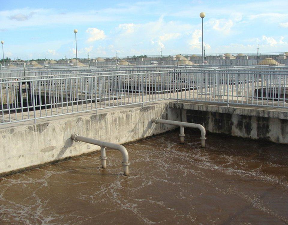 Vai trò của việc xử lý nước thải