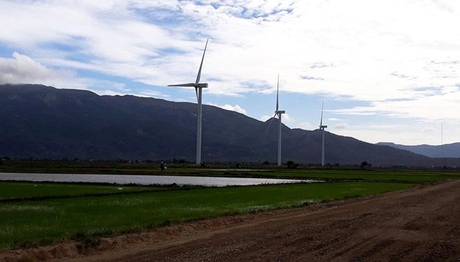 Năng lượng gió đang được kỳ vọng tại Việt Nam